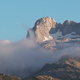 Mountain With Clouds - VideoHive Item for Sale
