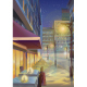 Night City Street - GraphicRiver Item for Sale