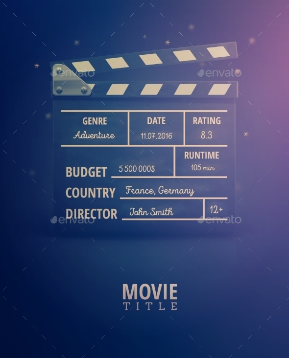 Movie Information - Media Technology