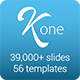 K-One Presentation Template - GraphicRiver Item for Sale