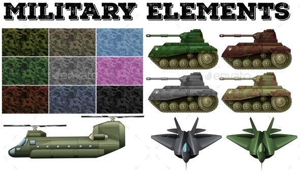 Military - Miscellaneous Conceptual