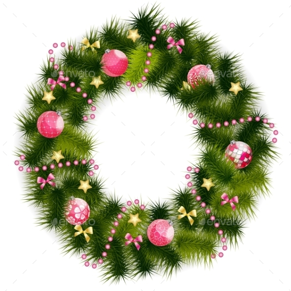Wreath - Man-made Objects Objects