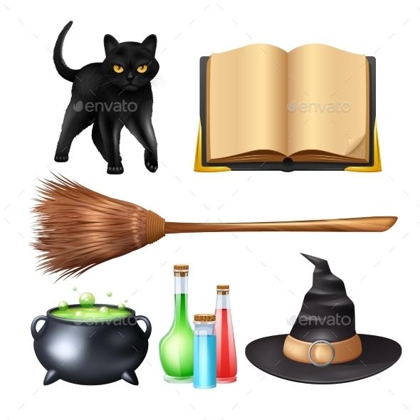 Halloween Magic Set - Halloween Seasons/Holidays