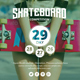 Coming Soon - Skateboard Competition - GraphicRiver Item for Sale