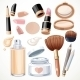 Set of Cosmetics - GraphicRiver Item for Sale