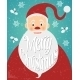 Christmas Greeting Card. Lettering, Vector - GraphicRiver Item for Sale