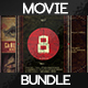 Movie Poster Bundle V3 - GraphicRiver Item for Sale