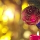 Christmas And New Year Decoration  On Light - VideoHive Item for Sale