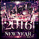 New Year Bash Poster/Flyer - GraphicRiver Item for Sale
