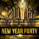 New Year Party Poster/Flyer - GraphicRiver Item for Sale
