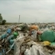 Garbage Dumped Into Huge Heap At Landfill - VideoHive Item for Sale