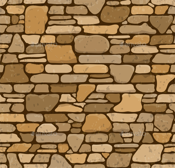 Seamless Stone Texture - Backgrounds Decorative
