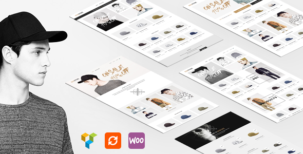 BooStore - A Minimal Ecommerce Theme For WordPress - WooCommerce eCommerce