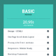 Flodo - Flat Price Tables - GraphicRiver Item for Sale