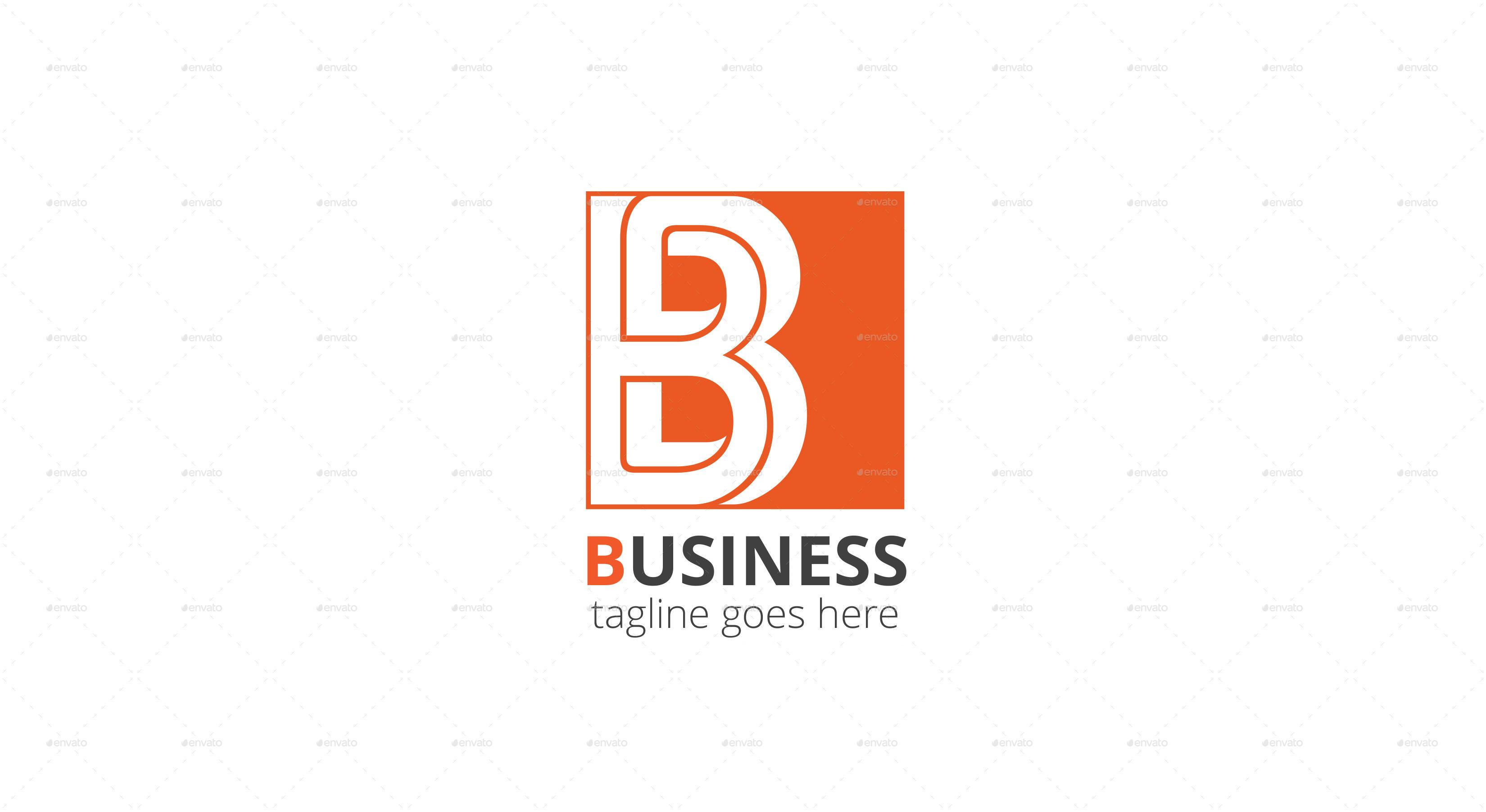 Business Logo O B Letter By Vasiatushkan