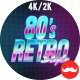 80's VHS Logo Title Intro Pack - VideoHive Item for Sale