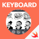 Meme Keyboard iOS App - CodeCanyon Item for Sale