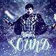 Winter Sound Flyer - GraphicRiver Item for Sale