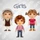 Teenager Girls