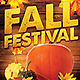 Fall Festival  - GraphicRiver Item for Sale
