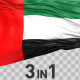 United Arab Emirates Flag Pack - VideoHive Item for Sale