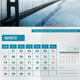 Year Calendar 2016 V2 - GraphicRiver Item for Sale