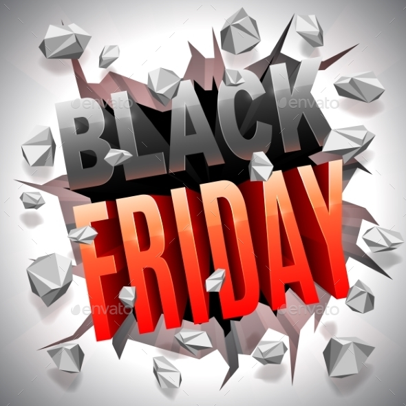 Black Friday Sale - Retail Commercial / Shopping