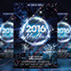 New Year 2016 Party Flyer - GraphicRiver Item for Sale