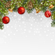 Christmas Illustration with Christmas Bells - GraphicRiver Item for Sale