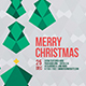 Modern Christmas Tree Flyer - GraphicRiver Item for Sale