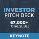 Investor Pitch Deck Keynote Template - GraphicRiver Item for Sale