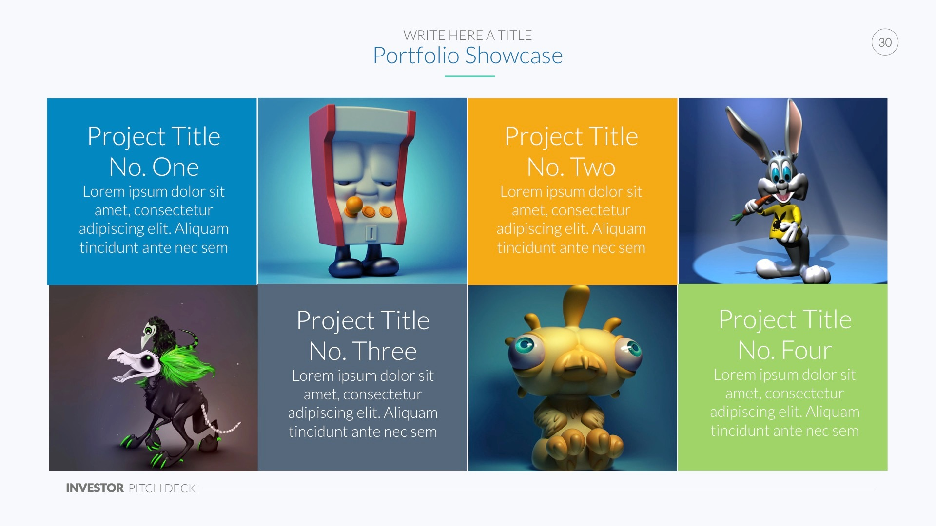 Investor Pitch Deck Keynote Template by LouisTwelve-Design ...
