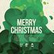Cool Abstract Christmas Flyer - GraphicRiver Item for Sale
