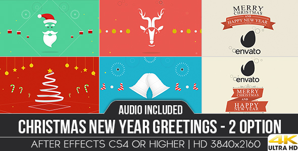 Christmas new year greetings by ouss videohive christmas new year greetings m4hsunfo