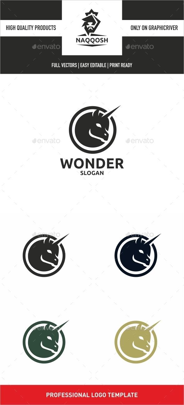 Wonder - Vector Abstract