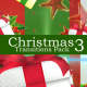 Christmas Transitions Pack 3 - VideoHive Item for Sale
