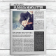 Indesign Newsletter Template vol 1 - GraphicRiver Item for Sale
