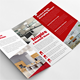 Interior Design Trifold Brochure - GraphicRiver Item for Sale