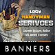 Handyman Services Banners