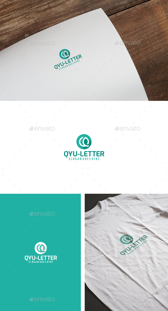 Q Letter Logo - Letters Logo Templates