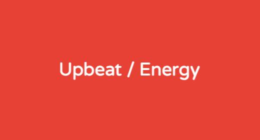 Upbeat Energy