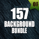 157 Backgrounds Bundle - GraphicRiver Item for Sale