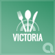 Victoria Premium Restaurant Wordpress Theme - ThemeForest Item for Sale