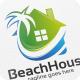 Beach House - Logo Template - GraphicRiver Item for Sale