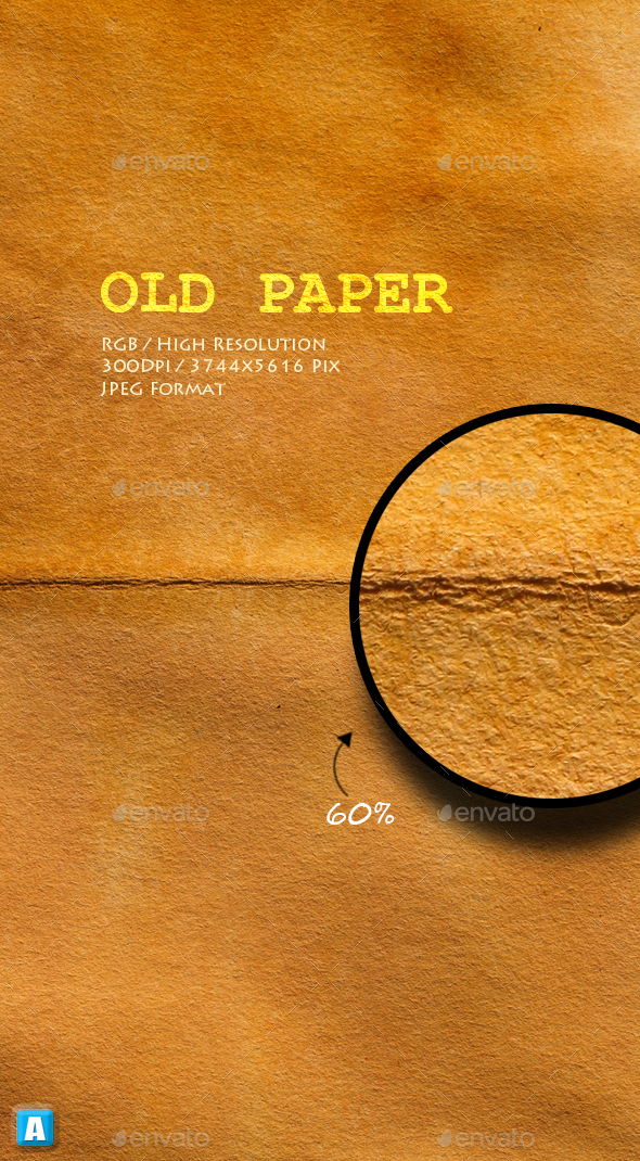 Old Paper 0207 - Paper Textures