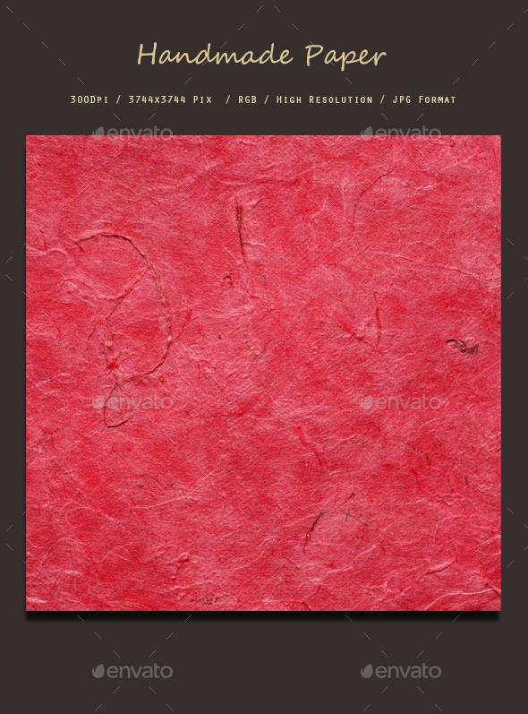 Hand Made Paper 0214 - Art Textures