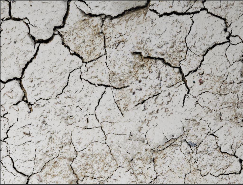 ground texture desert cracks by ac3rd 3docean