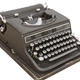 Typewriter retro - GraphicRiver Item for Sale