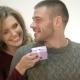 She Presents a Gift Boyfriend - VideoHive Item for Sale
