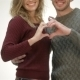 Young Couple Holding Hands In a Heart Shape - VideoHive Item for Sale